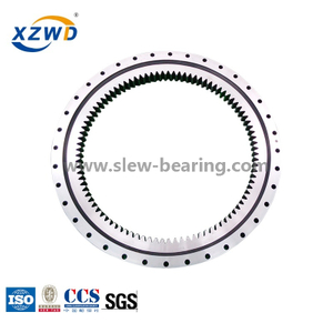 Light Type (WD-06) Internal Gear Slewing Bearing for Combined Sewer and Jetting Truck