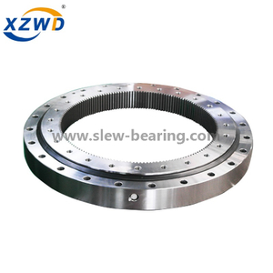 Light Antex Slewing Bearing with Internal Gear for Pedestal Crane