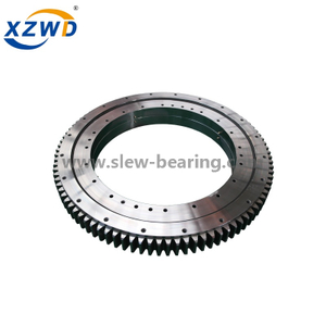 Three Row Roller Slewing Ring Bearing with Internal Gear for Heavy-duty Equipment (13 Series)